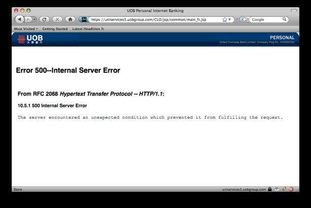 web-error