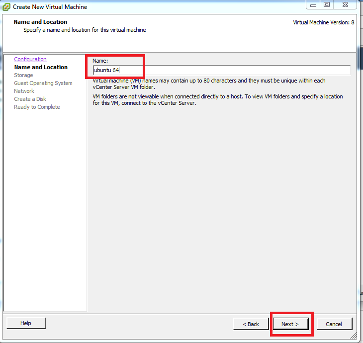 guest installation in vsphere au tel linux admin